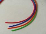 彩色硅胶管.