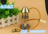 金属盖子517两用水烟壶.